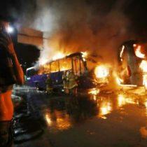 Brasil: concluye en disturbios la primera huelga general en más de 20 años