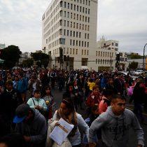 [VIDEO] El registro en redes sociales tras el fuerte sismo en zona central de Chile