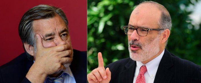 Valdés sale a torpedear a Guillier: dice que críticas del candidato a grupos económicos por bloquear desarrollo del país son