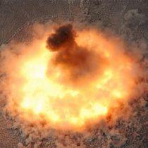 EEUU lanza una súper bomba en Afganistán