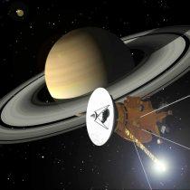 La sonda Cassini entra en los anillos de Saturno, última fase de su misión