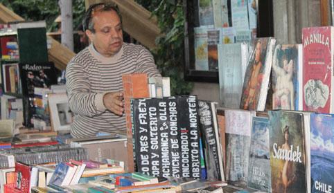 Feria del Libro Usado + Vinilos en Corporación Cultural de Las Condes