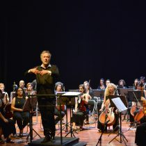 Orquesta Clásica U. de Santiago inicia ciclo de conciertos por la Región Metropolitana