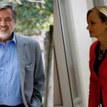 Goic dice que apoyaría a Guillier en segunda vuelta solo bajo un acuerdo parlamentario