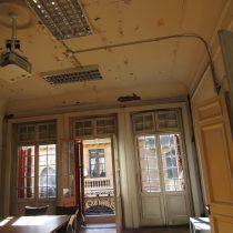 Patrimonio en riesgo: inmueble de Londres 38, espacio de memorias, en grave estado de deterioro