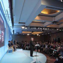 En medio de desaceleración, Bachelet destacó el ingreso de casi US$110 mil millones en inversión foránea en últimos 5 años