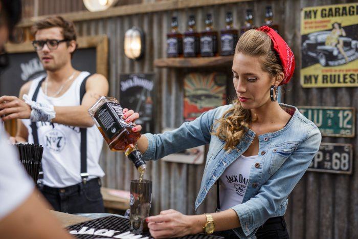 Una experiencia única en Lollapalooza al estilo Jack Daniel's