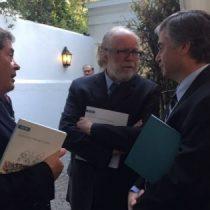 Juan Claro toma protagonismo en la campaña para poner a Bernardo Larraín Matte en la Sofofa y enrola a David Gallagher y Fernán Gazmuri