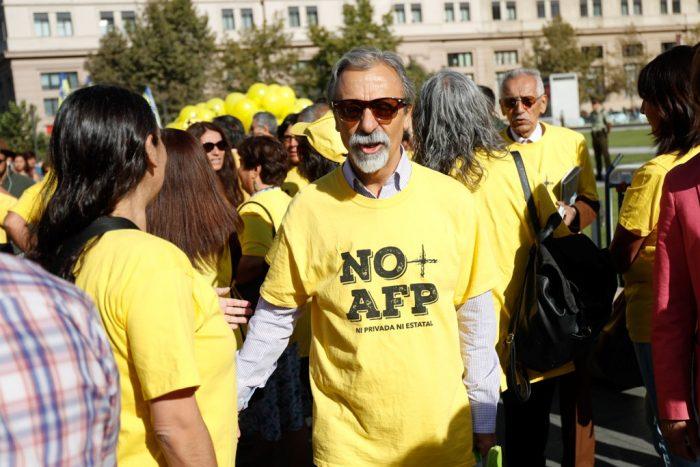 No+AFP asegura que rechazo del TC al retiro de fondos