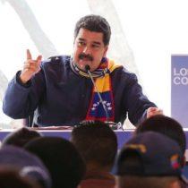 Maduro llama al diálogo con la oposición y dice estar dispuesto a convocar elecciones regionales