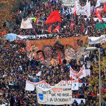 Flanco privado de las universidades se margina de la marcha y trata de generar un cortafuego en el movimiento estudiantil