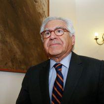 Mario Fernández sobre carrera presidencial: