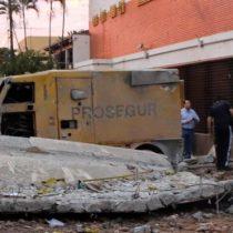 Armas de grueso calibre, explosivos y camionetas blindadas: así fue el