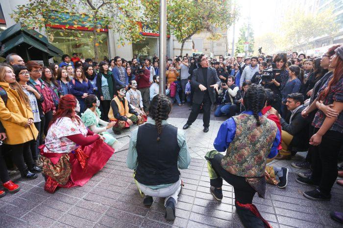 """Conversatorio """"Educación artística y su relación con las políticas públicas culturales en Chile"""" de Corpartes"""