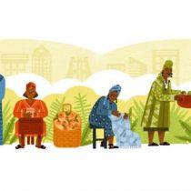 ¿Quién es la mujer africana que homenajea hoy el Doodle de Google?