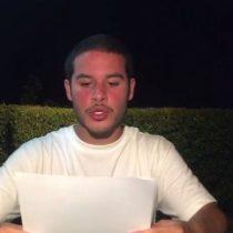 [VIDEO] Hijo de conocido partidario chavista lanza video pidiendo detener la situación por la que pasa Venezuela