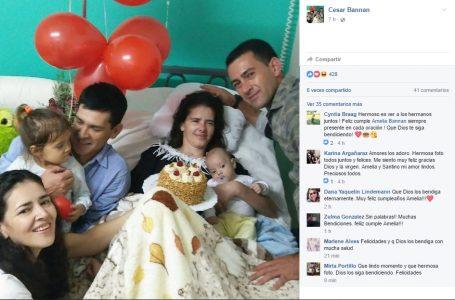 Conmovedora historia: dio a luz en coma y tres meses después despertó para conocer a su bebé