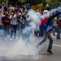 Otro muerto en la manifestación chavista del lunes en el oeste de Venezuela: Ya van 27