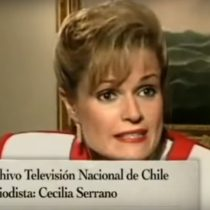 [VIDEO] El día que Agustín Edwards se refirió a los detenidos desaparecidos en 1992