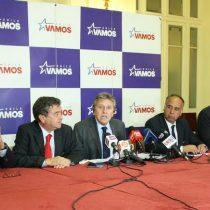 Chile Vamos critica anuncio del Gobierno sobre proceso constituyente y anuncia rechazo a propuesta