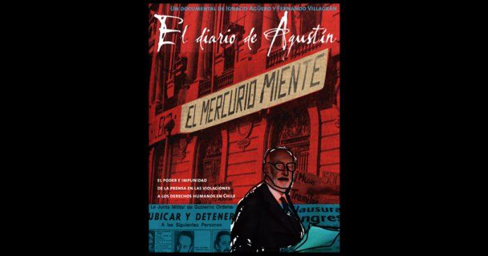 Agustín Edwards, el personaje, retratado en libros y en un documental