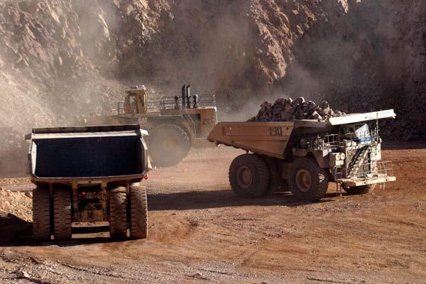 Buenas noticias para el sector minero: Sudamérica parece más atractiva que Australia