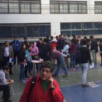 Censistas reclaman por falta de cupos en Instituto Nacional: