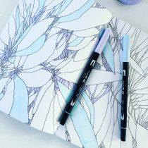 Autoras de libros para colorear exponen sus dibujos en PLOP! Galería