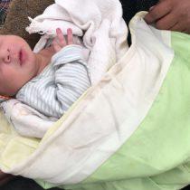 El horror en el norte de Irak: mujeres embarazadas dan a luz donde pueden mientras huyen de la muerte