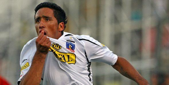 Lucas Barrios se despide del Colo Colo: