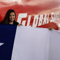 "Lucy Ana Avilés sale a defender a Agustin Edwards con twit que lo define como ""un aporte en momentos oscuros de nuestra historia"