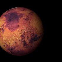 Estudio liderado por la Universidad de Chile determina la ubicación de agua líquida en Marte