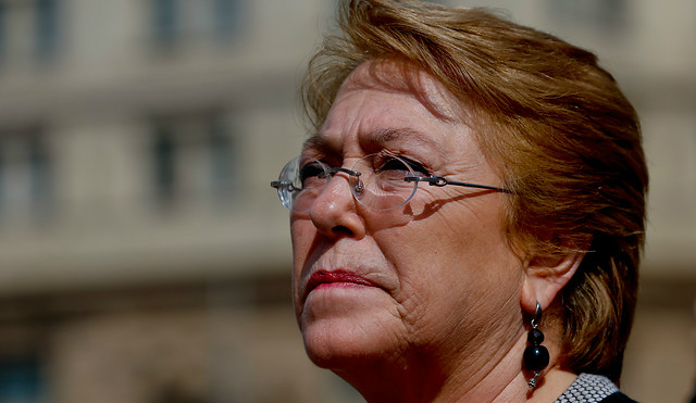 Bachelet por condena a Mauricio Ortega: