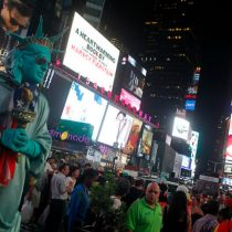 Si sueñas con Nueva York… carta a Pepa Valenzuela