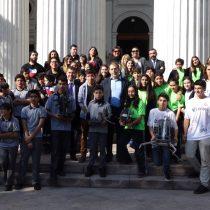 Jóvenes chilenos participan en campeonato de robótica en Estados Unidos