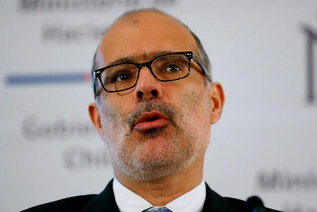 Rodrigo Valdés y efectos económicos del COVID-19:
