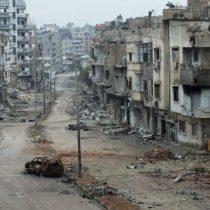 ONU teme por miles de civiles evacuados a zonas rebeldes de Siria