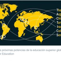 Chile estaría entre los países llamados a liderar el recambio en la educación superior a nivel mundial