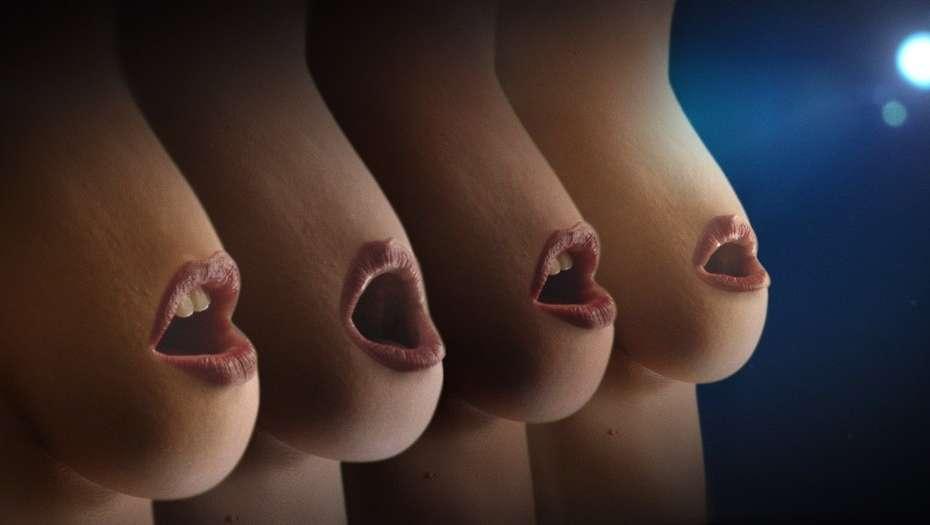 La particular campaña contra el cáncer de mama