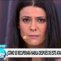 Canal 13 y Luksic piden disculpa por publicación de informe ginecológico de Nabila Rifo en Bienvenidos