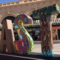 """Conferencia """"Creatividad urbana: arte y ciudad"""" con Payo Söchting en Universidad Finis Terrae"""
