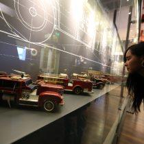Con presencia de autoridades se inauguró el nuevo Museo de Bomberos