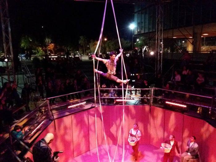 «La Sangre de la Tierra» de El Circo del Mundo: Una experiencia conmovedora