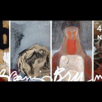 Cartelera Urbana: Exposición cuatro Premios Nacionales reúne a grandes de las artes visuales chilenas