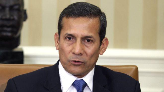 Autoridades en Perú investigan caso de presuntos crímenes de lesa humanidad que involucra al expresidente Ollanta Humala