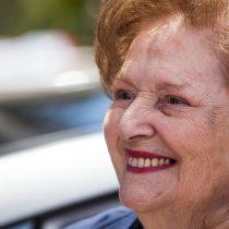Los años dorados: Lucía Hiriart recibe una pensión de 3,1 millones hace más de una década