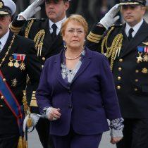 ¿Está de vuelta Bachelet?