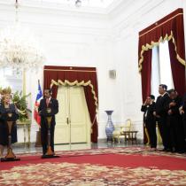 Bachelet se compromete a terminar el tratado comercial con Indonesia en 2017