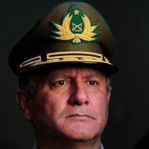 La jugada de Villalobos para frenar esquirlas de Operación Huracán y no tocar al alto mando de Carabineros