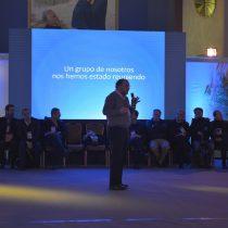 Yarur, Granifo y Saieh encabezan presencia de poderosos empresarios al segundo conclave de Alfredo Moreno